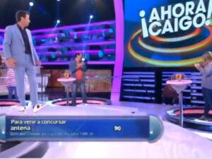 Arturo Valls elimina una concursant per un atac de riure