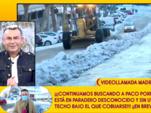 Read more about the article La pregunta de Jorge Javier que posa contra les cordes a Aguado