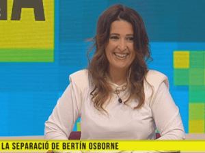 Laura Fa reapareix a TV3 després de l'expulsió de Sálvame