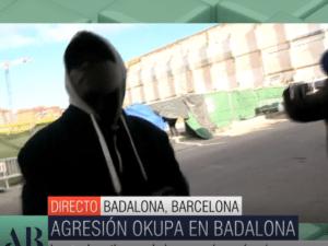 Read more about the article 'El Programa de Ana Rosa' va a Badalona i és agredit per uns okupes