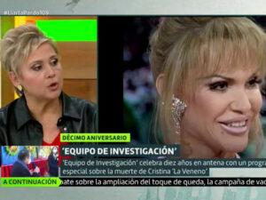 Read more about the article Glòria Serra no serà acomiadada i reobre el cas de 'La Veneno'