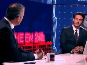Read more about the article El presentador de TVE que posa contra les cordes a Ortega Smith de VOX
