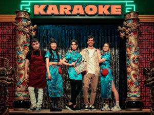 <span>INICI DEL RODATGE</span> TV3 prepara amb 'El Terrat' la seva nova comèdia ambientada en un Karaoke