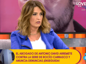"Read more about the article <span>RESPOSTA CONTUNDENT</span> Laura Fa s'enfronta a Antonio David: ""A mi no m'intimidarà ni em farà callar"""