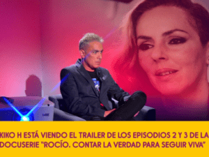 """<span>POLÈMICA DOCUSÈRIE</span> Telecinco avisa: """"El capítol 3 de la docusèrie sobre Rocío Carrasco serà encara més controvertit"""""""