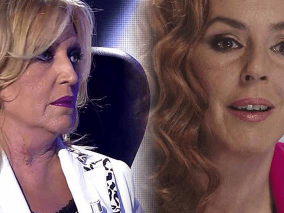 """""""Lydia Lozano ets molt bona fent 'xou', però queda't a casa quan parlem de Rocío Carrasco"""""""