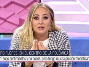 """Read more about the article <span>RESPON LA FILLA</span> Rocío Flores a la seva mare: """"Les coses no són així, agafa'ns el telèfon"""""""