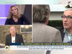 """<span>CLECA</span> Norma Duval renya Xavier Sardà en directe: """"Per l'audiència feies barbaritats"""""""