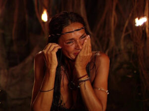 <span>SENSE EXPULSIÓ</span> 7a gala de 'Supervivientes': canvi de mecànica, Olga plora penedida, i tots contra Valeria