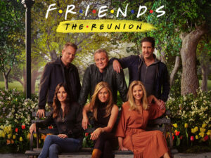 <span>MÍTICA SÈRIE</span> 'HBO Espanya' confirma que emetrà l'especial de 'Friends' el 27 de maig