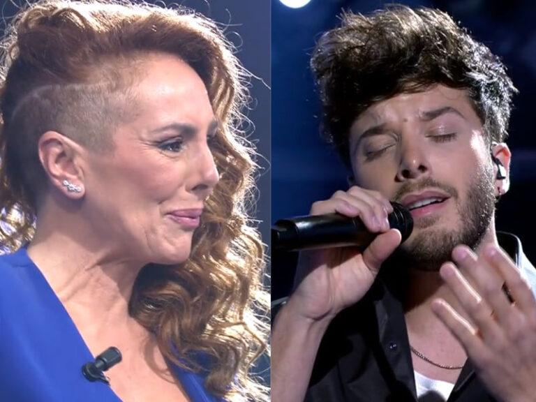Read more about the article Eurovisió 2021: Rociíto i la Covid. Ja és trist