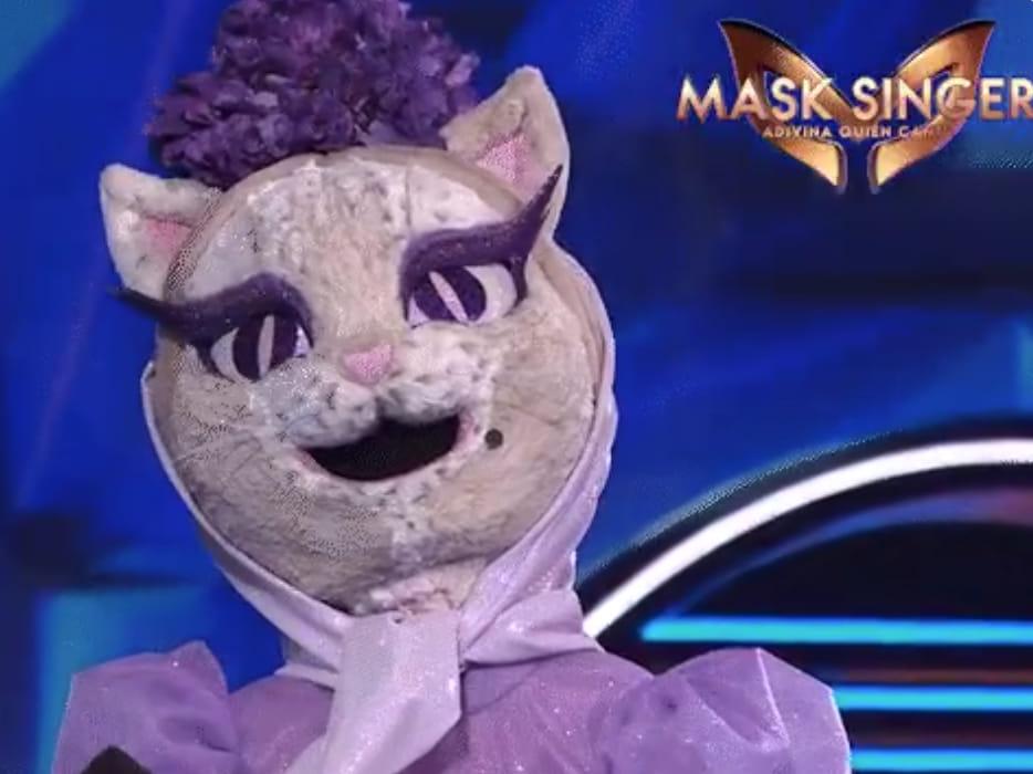 <span>ESTRELLA DEL COR</span> Isabel Preysler, segona desemmascarada de 'Mask Singer 2'