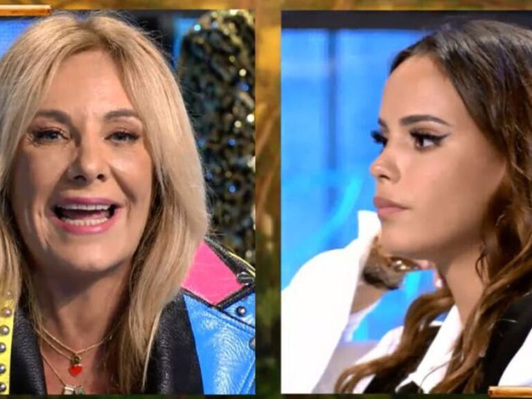 "Read more about the article <span>PER ROCÍO CARRASCO</span> Forta discussió entre Gloria Camila i Belén Ro a 'Supervivientes': ""Si no fossis tan 'llepaculs'…"""