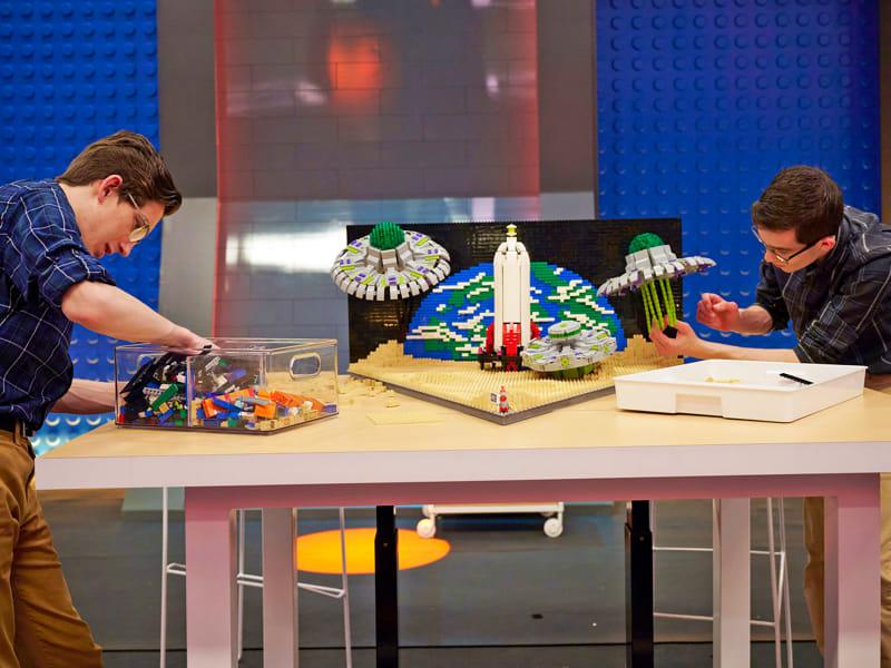<span>MÉS ENTRETENIMENT</span> Atresmedia adaptarà el concurs internacional 'Lego Masters'