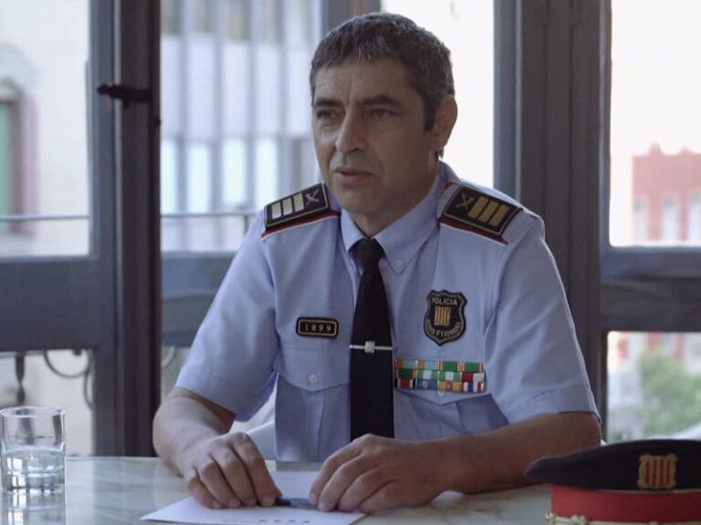 """<span>""""JO NO PAGO""""</span> El major Trapero trenca el seu silenci a TV3"""
