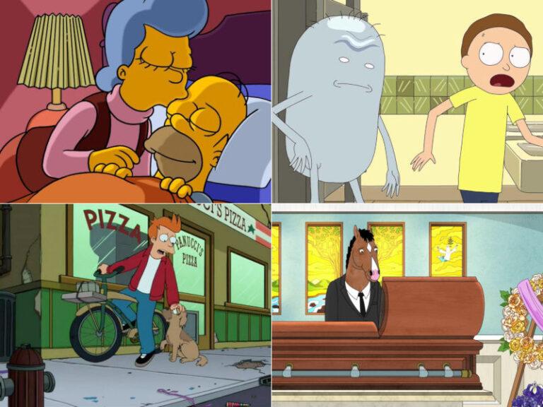 5 episodis de sèries d'animació que t'agafaran per sorpresa