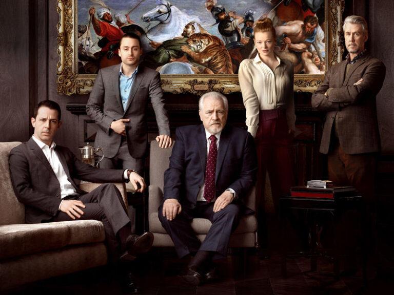 5 sèries sobre els excessos de personatges fastigosament rics