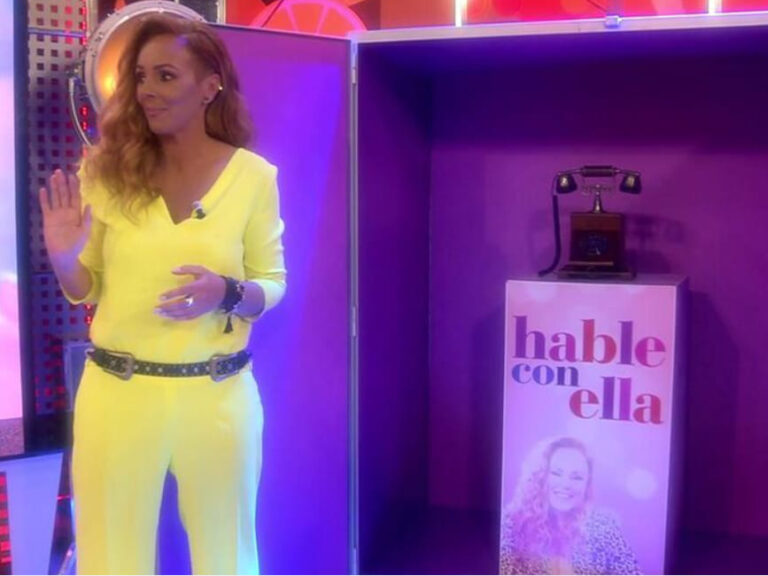 """Read more about the article """"Hable con Rocío Carrasco"""""""