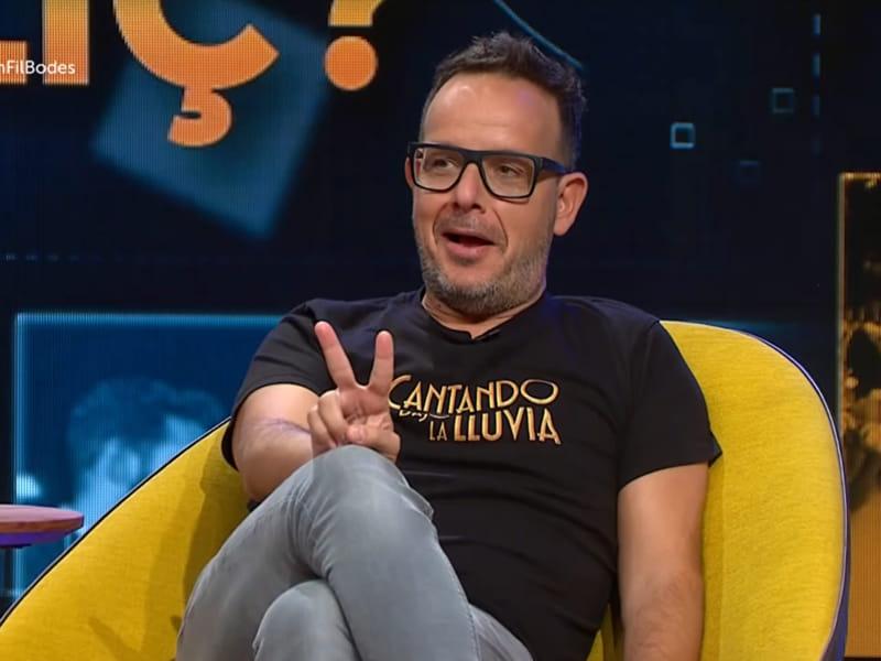 You are currently viewing <span>REVELACIÓ</span> La confessió d'Àngel Llàcer que deixa sense paraules a Xavier Sardà