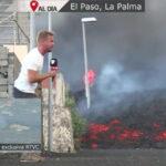 <span>TOT PER AUDIÈNCIA?</span> Així informen les televisions sobre el volcà de La Palma amb polèmica inclosa