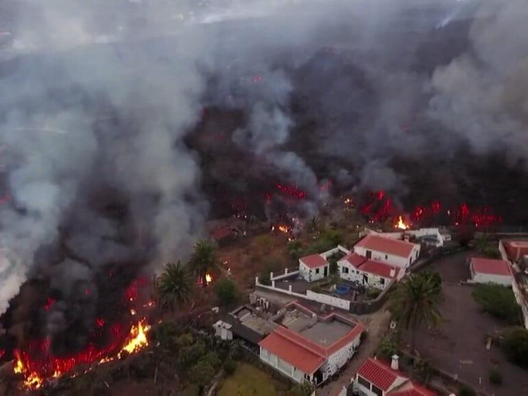 You are currently viewing TV3 lidera (15,8%) amb l'erupció del volcà a l'illa de La Palma