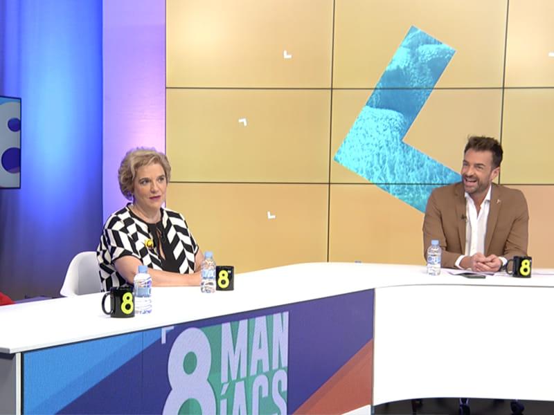 """You are currently viewing <span>ADÉU A RAC 1</span> Pilar Rahola: """"Els dos reis estaven molt histèrics amb mi i amb Jordi Basté"""""""