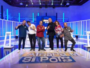 Read more about the article TV3 lidera el dissabte (13,9%) amb rècord del concurs 'Atrapa'm si pots' (16,5%)